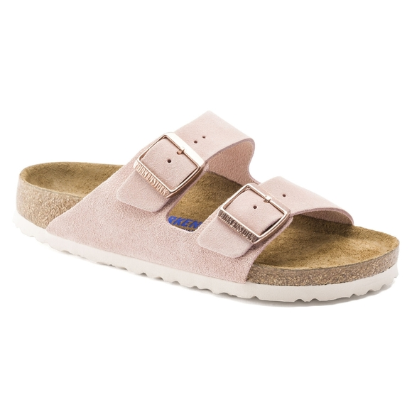 Birkenstock Arizona BS (soft bed) light rose